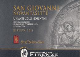 S.MicheleTorri-Etichetta SanGiovanni97